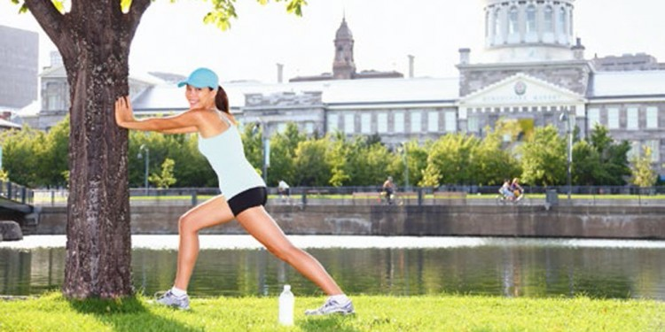 Is your fitness routine boring? Then go exploring!