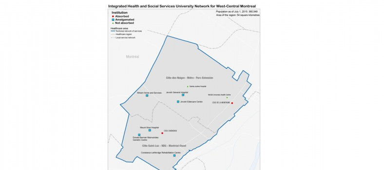 Integrated Health and Social Services University Network for West-Central Montreal