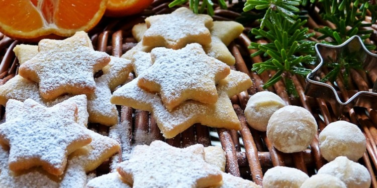 Holiday sweets are something to look forward to, but should be enjoyed in moderation.
