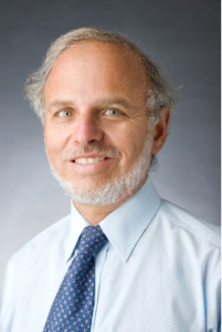 Dr. Michael Pollak, Director of the Stroll Cancer Prevention Centre at the JGH, worked with Kamala Harris's late mother.